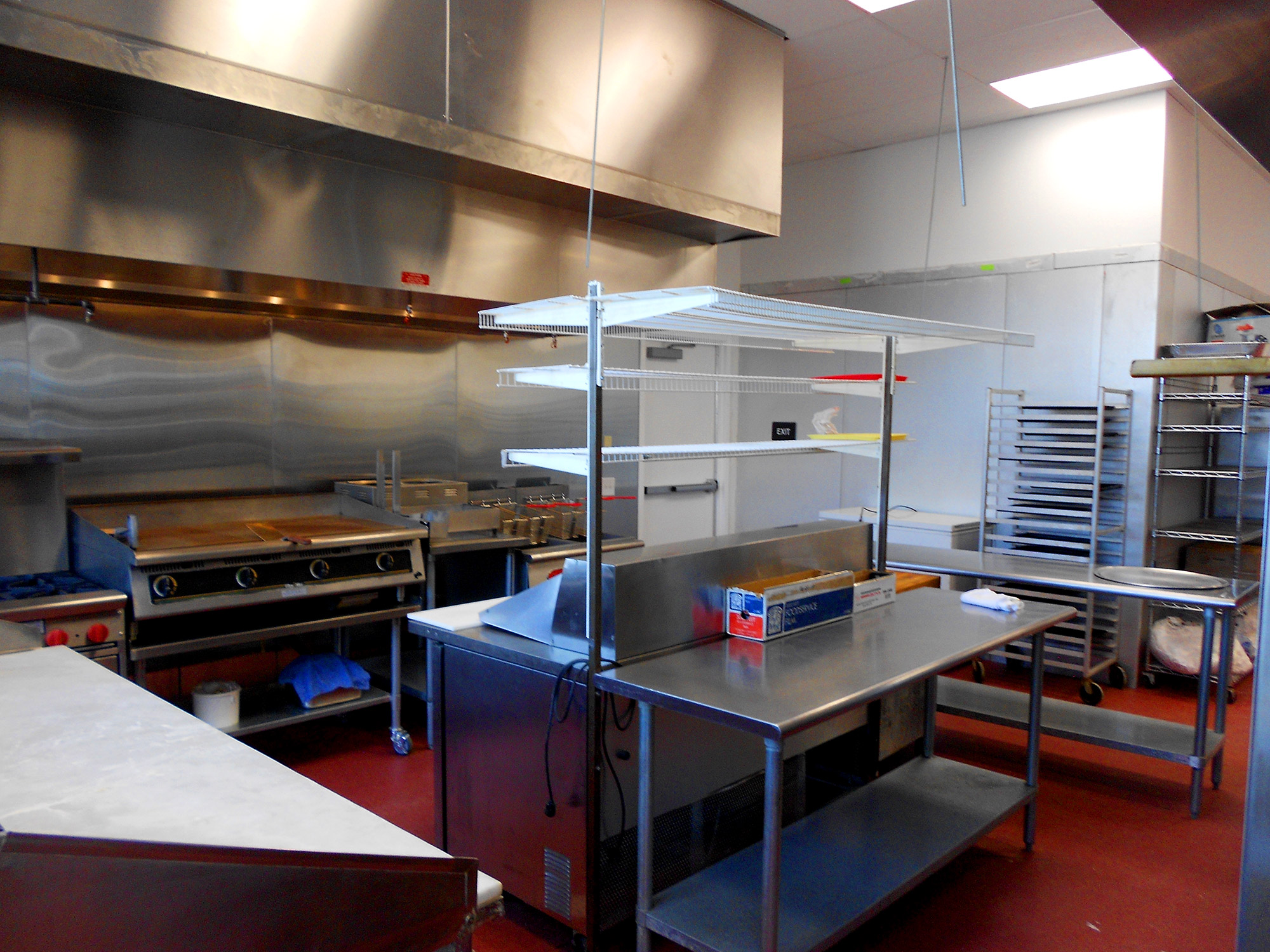 Design Commercial Kitchen Online